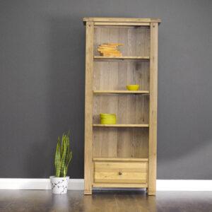 Donny Oak Bookcase